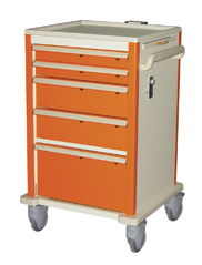 ABS EMERGENCY CART MCC-8200